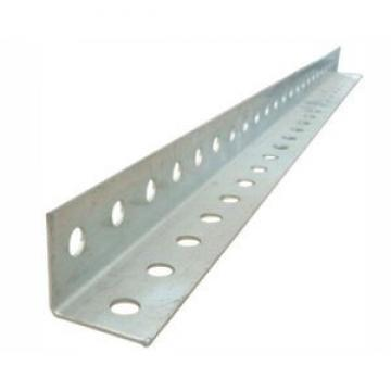 Powder Coated Slotted Angle Hole Rack / Slotted Angle Iron