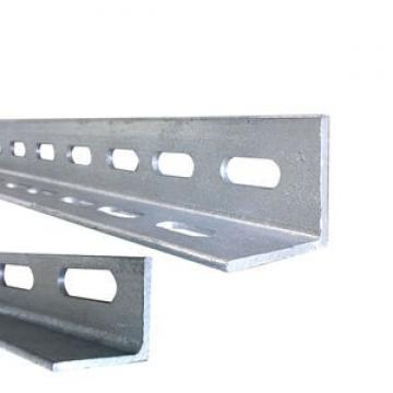 Perforated Aluminum Angle Brackets