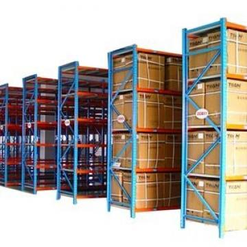 Integrated Heavy Duty Metal Shelving for Hypermarket