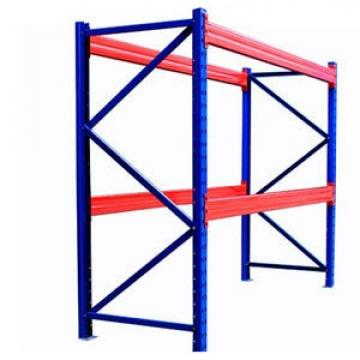 Shuttle Car Operated Pallet Storage Rack for Industrial Warehouse